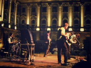 Gypsycouple Budapest Guide - A concert at Buda Castle for National Day Celebrations