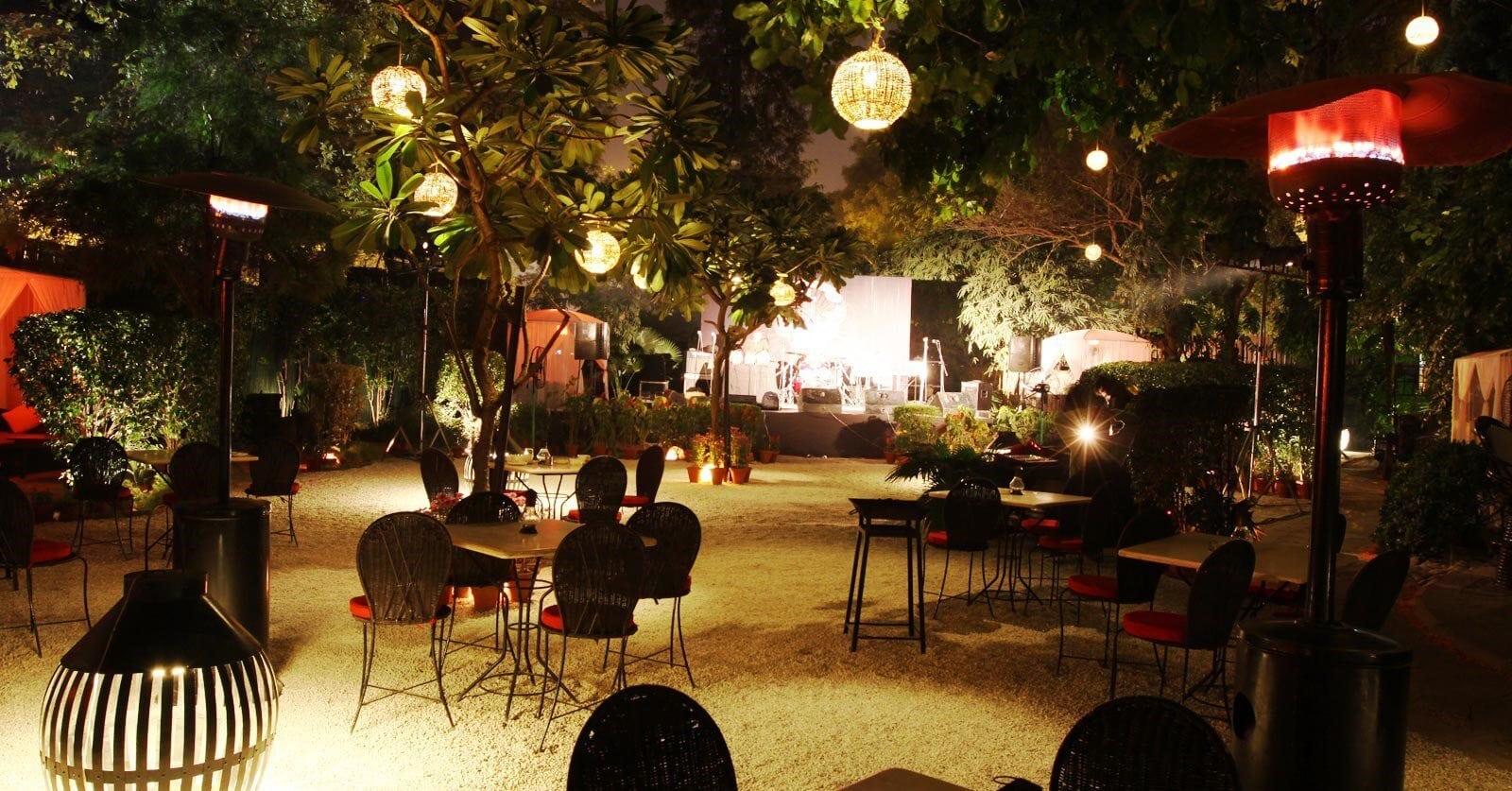 Valentine's Day Restaurant Recommendation : Lodhi Gardens