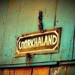 Gorkhaland banners