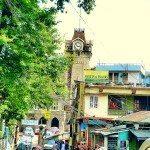 clock Tower at Chowrasta