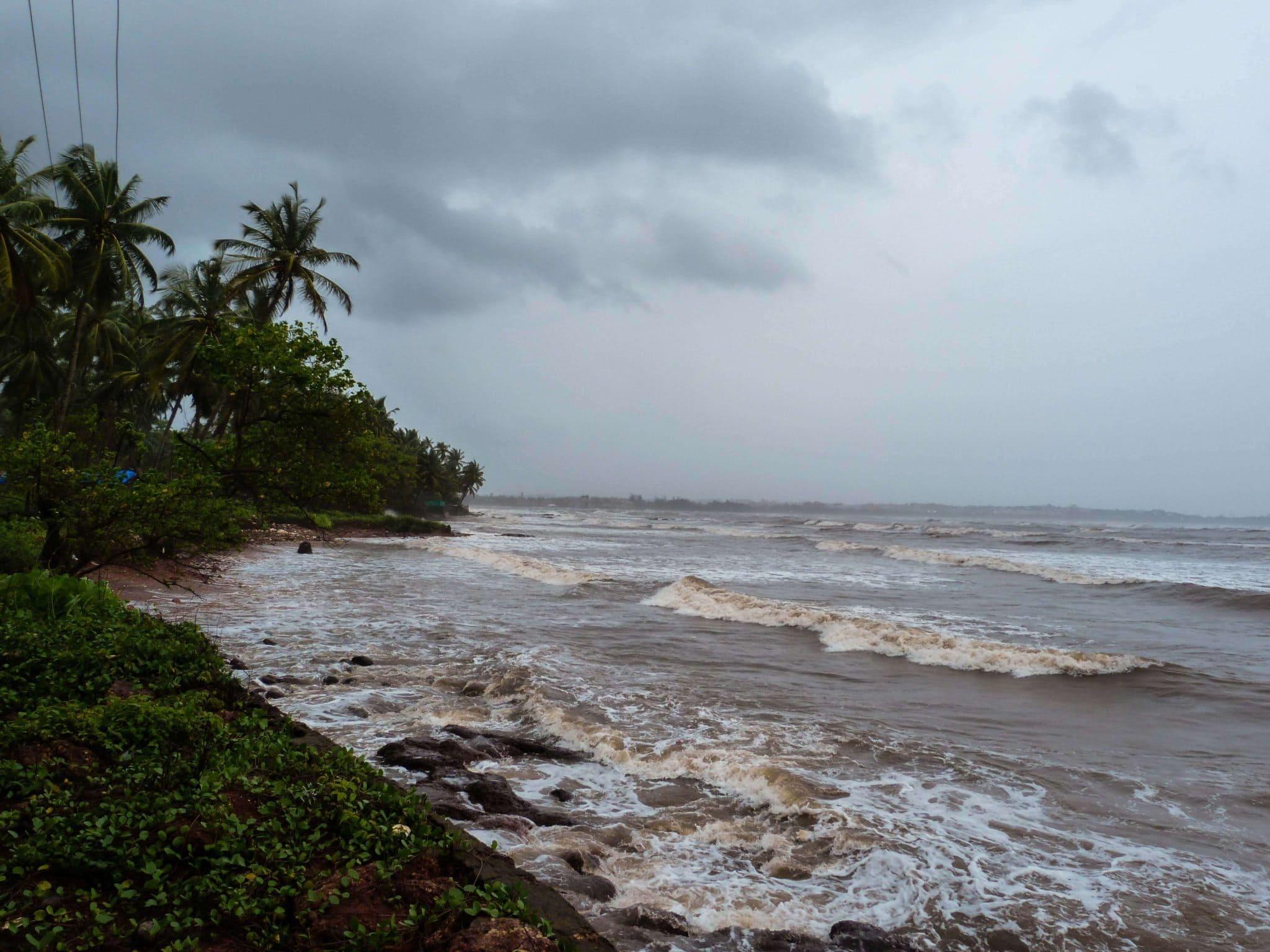 Goa in monsoons