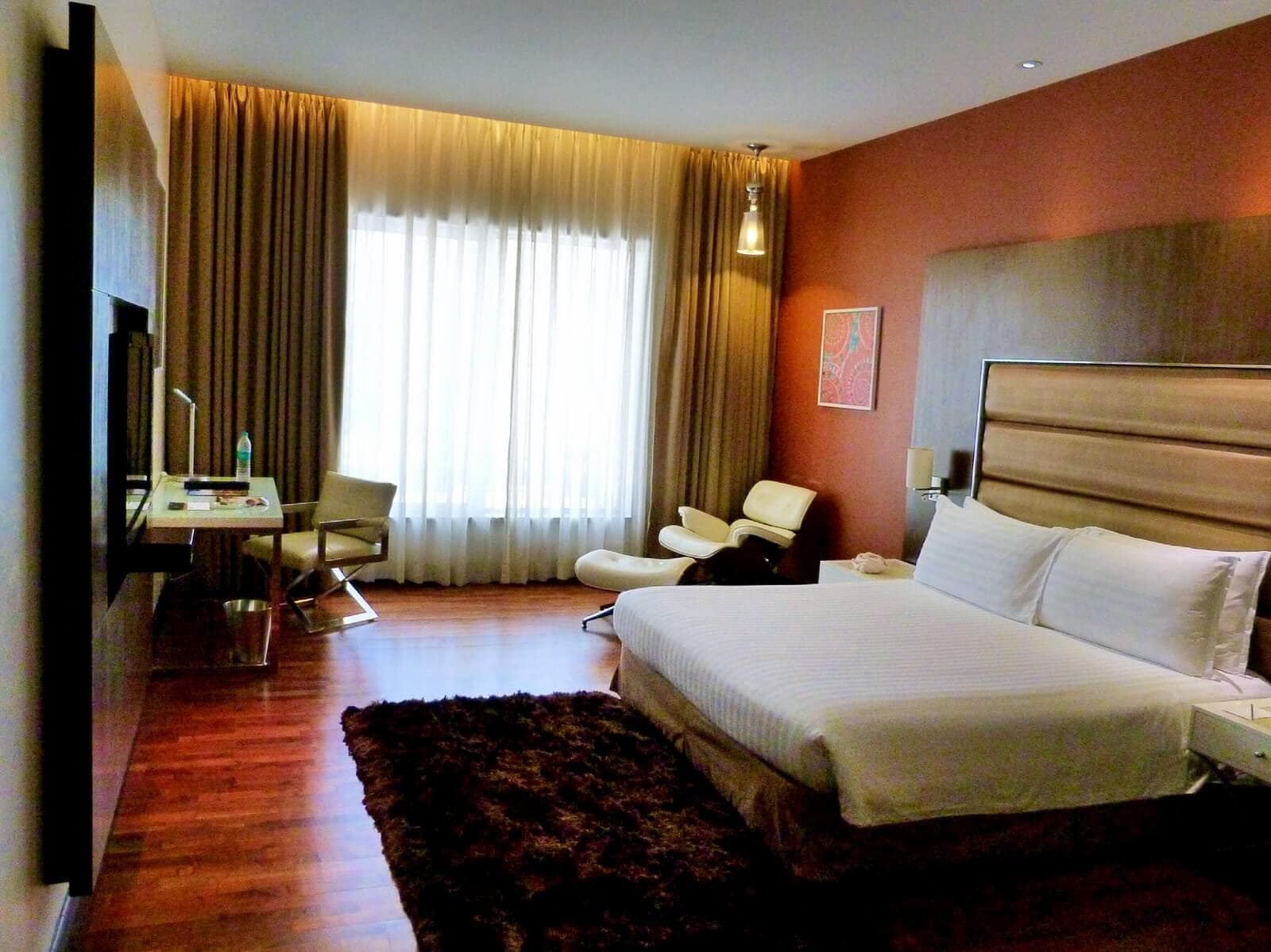 Deluxe Room at The Deltin, Daman