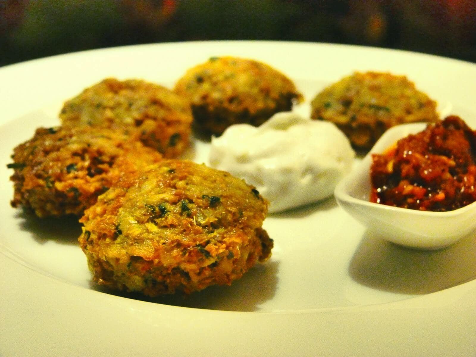 Fresh Falafel - Masterclass by Chef Mayur
