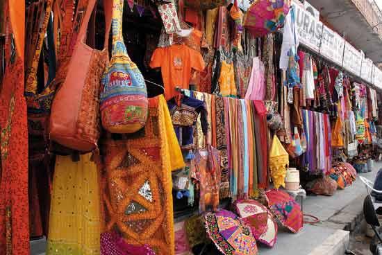 Jaipur markets