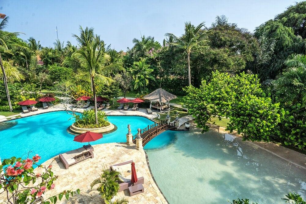 Best Boutique Hotel 2015 - The Laguna Spa & Resort
