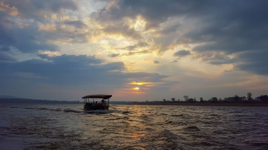 Boat Safari & the Sunset