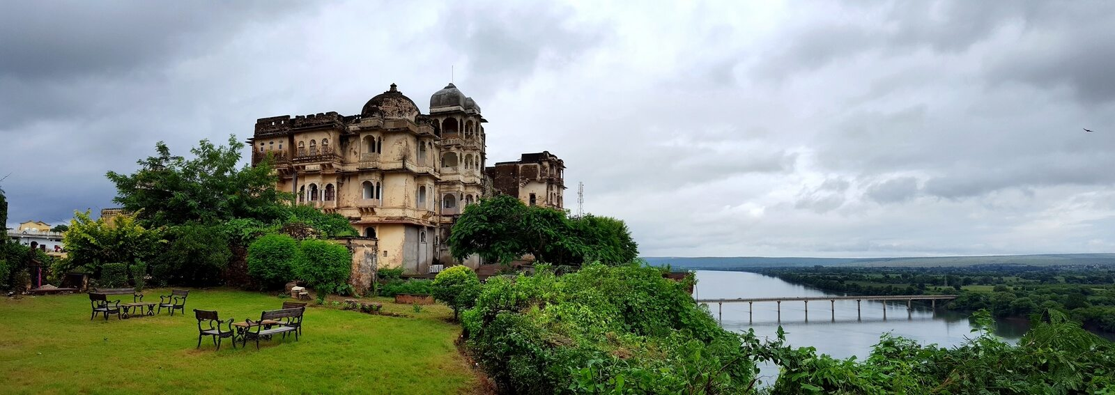 Rajasthan Tour in Monsoon - Bhainsrorgarh
