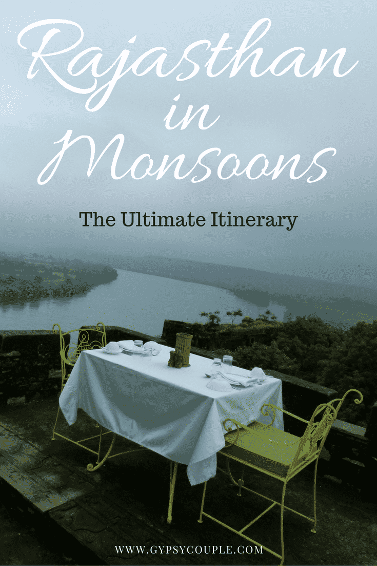 Rajasthan Tour Guide for Monsoons - The can be looked upon as an Ultimate Rajasthan Guide for all seasons especially for Monsoons. Its a work in progress, so the next time you visit, this might have more destinations with more recommendations listed.