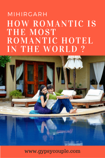 Mihirgarh is a romantic desert retreat in India, recently awarded the top luxury hotel in the world