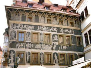 Franz Kafka's house