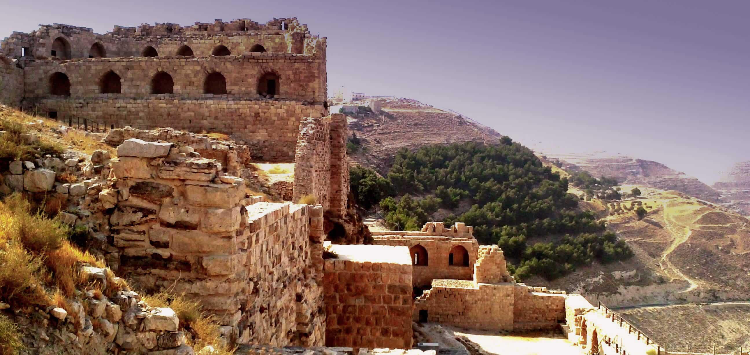 Gypsycouple Jordan Guide : Karak Castle