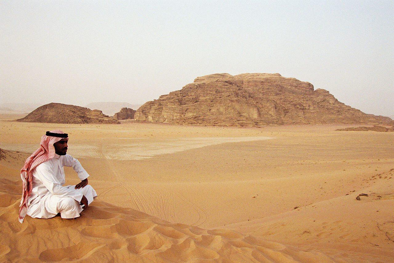 Gypsycouple Jordan Guide : Wadi Rum Bedouins