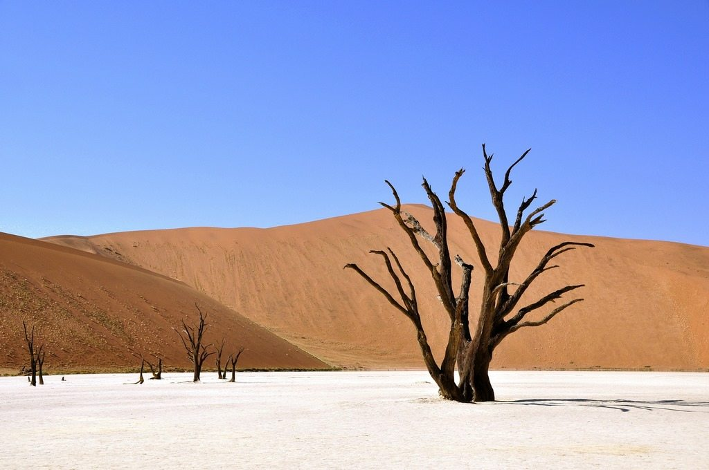 Best Holiday Destinations 2017 - Namibia