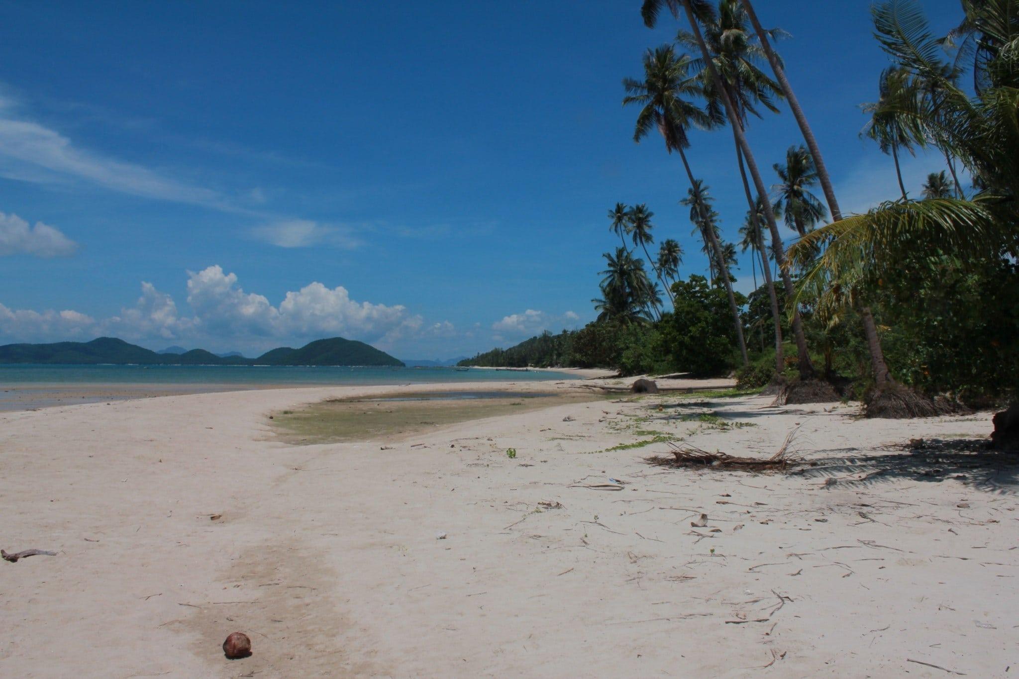 Koh Samui Beach | Vegan Guide to Koh Samui
