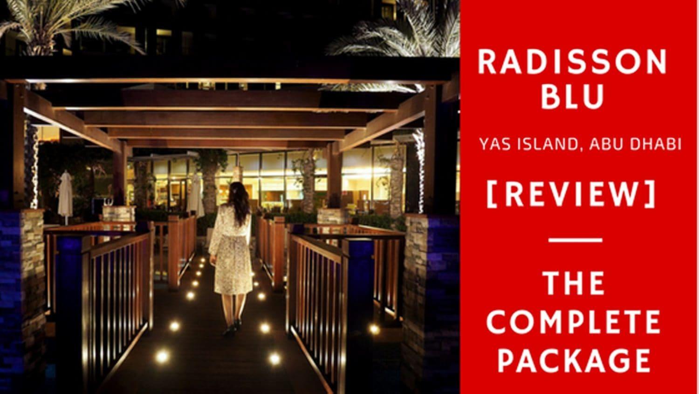 Radisson Blu | Yas Island | Abu Dhabi Hotels