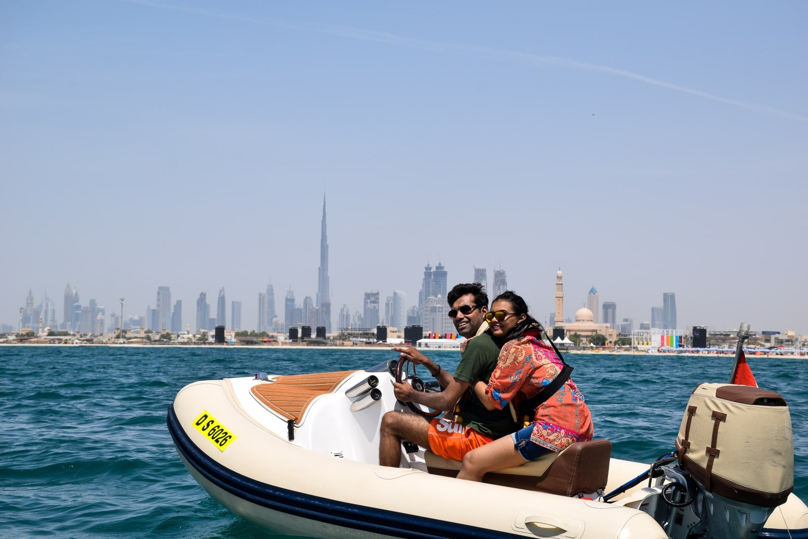 Offbeat Dubai | Dubai attractions | Boat Tours | Hero Boats