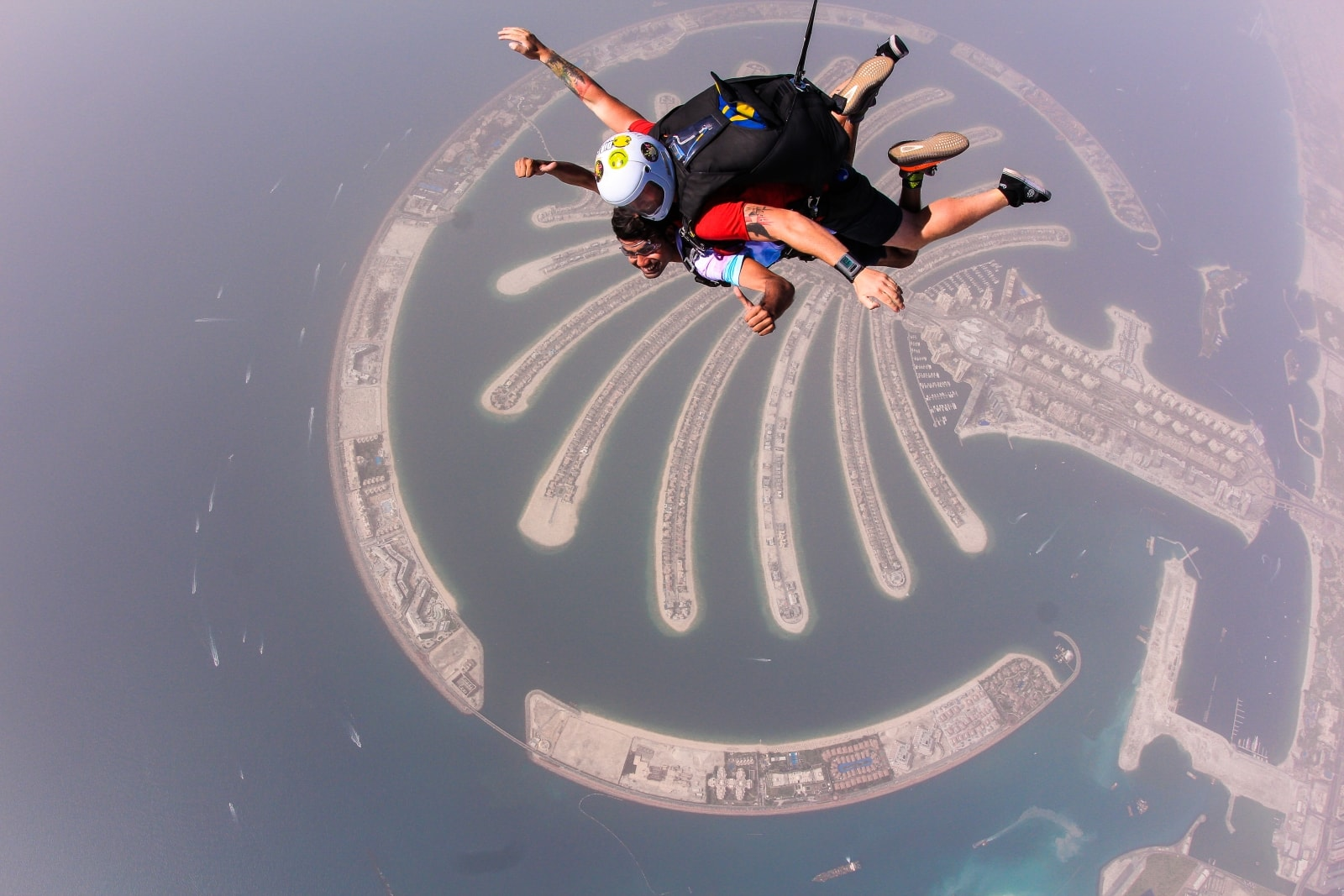 Offbeat Dubai | Dubai attractions | Skydive Dubai