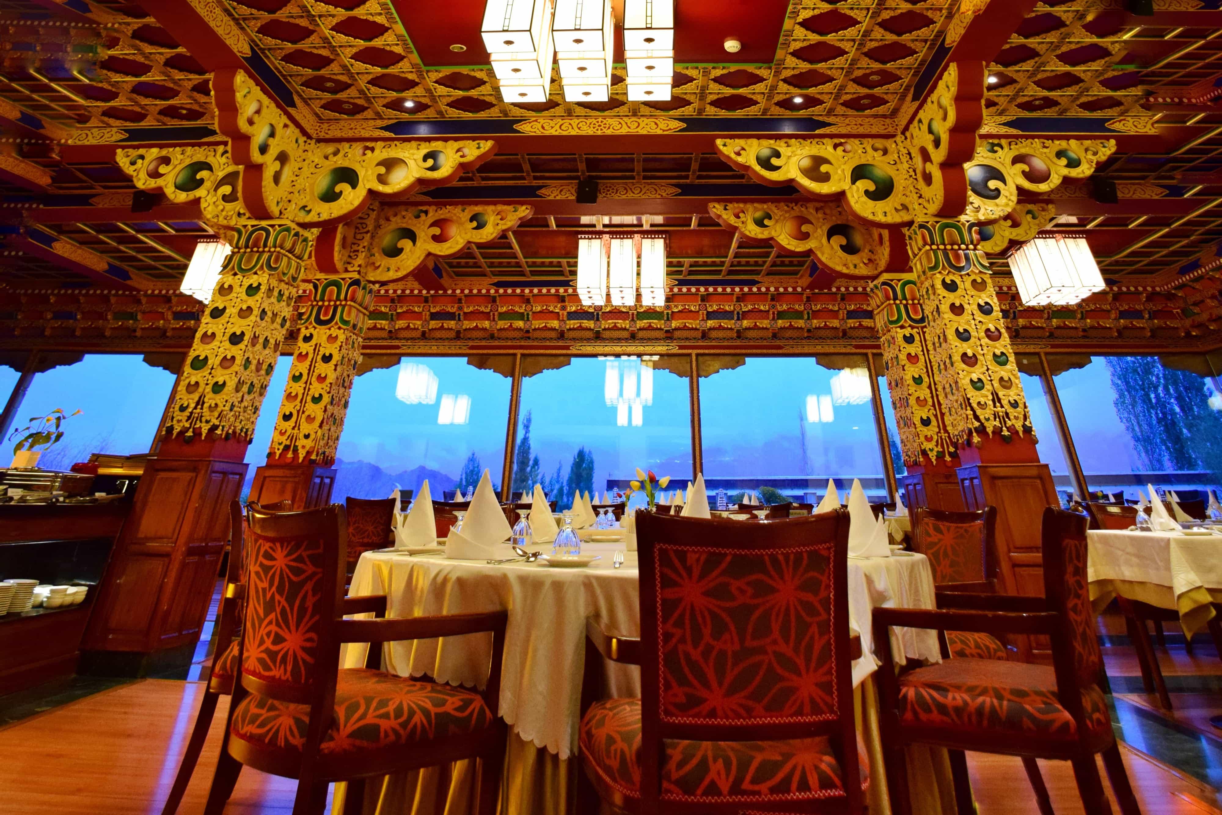 GRAND DRAGON LADAKH | LUXURY HOTELS | LEH HOTELS