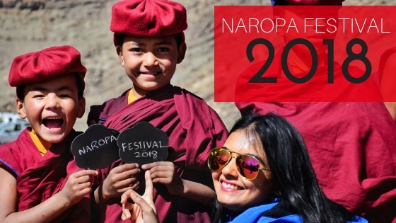 "THE 3 W'S OF NAROPA FESTIVAL 2018 – ""KUMBH OF THE HIMALAYAS"""