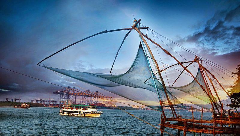 Human by Nature | Kerala Tourism | Kochi Cantilevered Nets | Gypsycouple